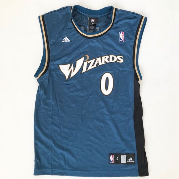 Washington Wizards Gilbert Arenas Jersey In Small